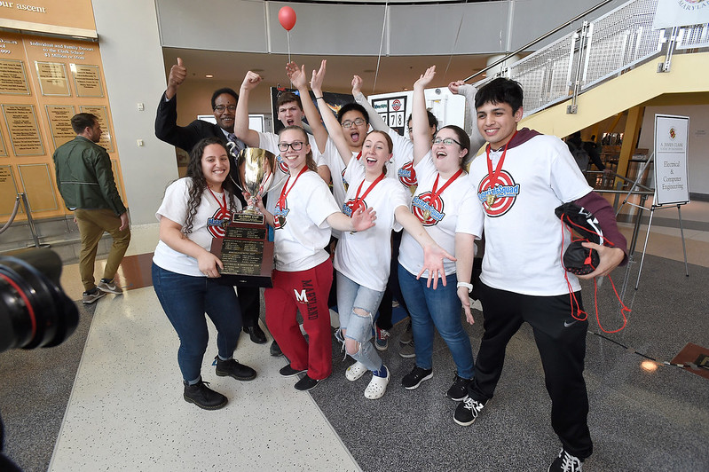 MSE Alumni Cup Winning Team 2020