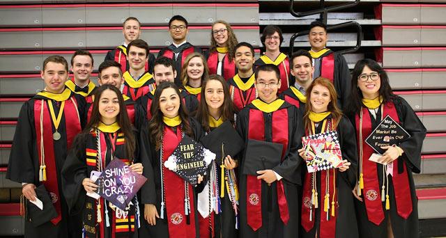 MSE 2018 Graduates BS