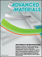 Advanced Materials cover