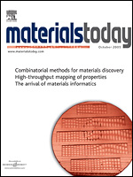 Materials Today Cover