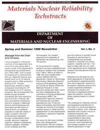 TECHTRACKS Spring/Summer 1998