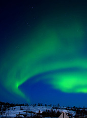 northern lights (auora borealis)